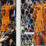 فيديو .. رأسية بنزيما تؤمن للريال الفوز امام اسبانيول