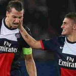 فيديو ..السلطان يسجل هاتريك ويقود باريس لدور الـ32 فى كأس فرنسا