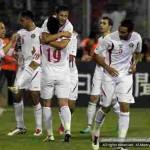 الاردن بقيادة حسام حسن يصل لنهائى كأس غرب اسيا