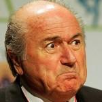 بلاتر: البرازيل متأخرة جدا ولم يحدث ان تأخرت اى بلد مثلها فى الاستعداد للمونديال