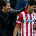سيميونى يحقق الفوز رقم 50 مع اتليتكو وصراعه على الصدارة مع برشلونة مستمر