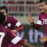 قطر تفوز بكأس غرب اسيا للمرة الاولى على حساب الاردن