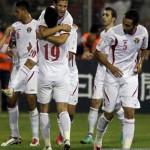 حسام حسن يتأهل بالاردن الى نهائيات اسيا 2015