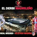 قبل قمة مدريد النارية : تاريخ مواجهات الفريقين فى نصف نهائى كأس ملك اسبانيا