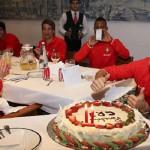 هدية رونالدو لجماهير الريال فى عيد ميلاده الـ29