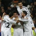 ريال مدريد ينتقم من اتليتكو بثلاثية ويضع قدما فى نهائى كأس اسبانيا