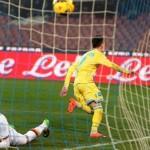 نابولى يذبح روما ويتأهل لنهائى كأس ايطاليا تحت انظار ماردونا