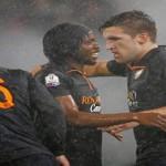 فيديو .. فى مباراة مثيرة _ روما يفوز على نابولى بثلاثة اهداف لهدفين بفضل جيرفينهو