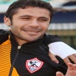 احمد حسن يتنازل عن 65 % من مستحقاته للزمالك