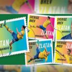 """السلطان""""ابرا""""على طوابع البريد السويدية"""
