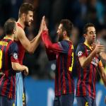 برشلونة يتأهل لدور ال8 للمرة ال7 تواليا .. والاندية الاسبانية افضل من الانجليزية
