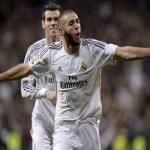 بنزيما يتفوق على زيدان مع ريال مدريد