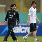 مارادونا: فرنسا وألمانيا لا تقلقان المنافسين في المونديال