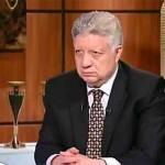 مرتضى منصور : رغبة عبدالشافي حسمت عرض أهلي جدة