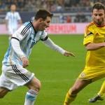 الأرجنتين تفشل فى الفوز على رومانيا و أوكرانيا تتغلب على الولايات المتحدة
