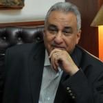 سامح عاشور يمنح صوته لـ محمود طاهر في انتخابات الأهلي