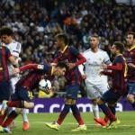 النهاية .. برشلونة يفوز فى البرنابيو برباعية