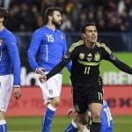 بالفيديو..اسبانيا تعادل رقم ايطاليا فى عدد مرات الفوز بينهما