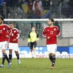 منتخب مصر فى التصنيف ال 24 عالميا