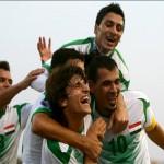 العراق ترافق السعودية لكأس أسيا بفوزها على الصين