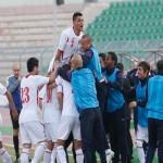 الاردن تفوز على سوريا لتأكيد التأهل الى كأس الامم الاسيوية