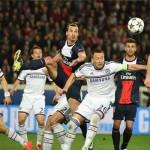 """باريس اسقط تشيلسى رغم تراجع مستوى """"الهداف"""" ابرا"""