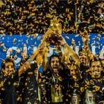 القادسية يتوج بطلا للدورى الكويتى ويعادل رقم العربى بـ16 بطولة