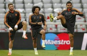 تدريبات-ريال-مدريد-اليانز-ارينا-4