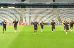 تدريبات-ريال-مدريد-اليانز-ارينا-7