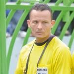 الجزائري حيمودي يتطلع لإدارة نهائي المونديال البرازيلي