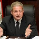 عبد العزيز : لقاء مصر وتشاد بحضور الجماهير