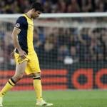 اتليتيكو مدريد: اصابة كوستا ليست خطيرة
