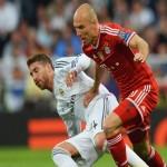 روبن يرشح ريال مدريد للفوز بدورى ابطال اوروبا