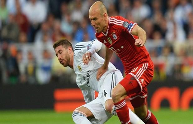 روبن---بايرن-ميونخ---ريال-مدريد