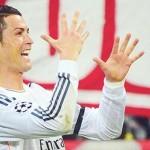 فيديو .. رونالدو يتخطى ميسى ويصبح الهداف التاريخى لدورى الابطال فى موسم واحد