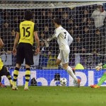 فيديو..ريال مدريد يكتسح دورتموند و يضع قدما فى نصف النهائى