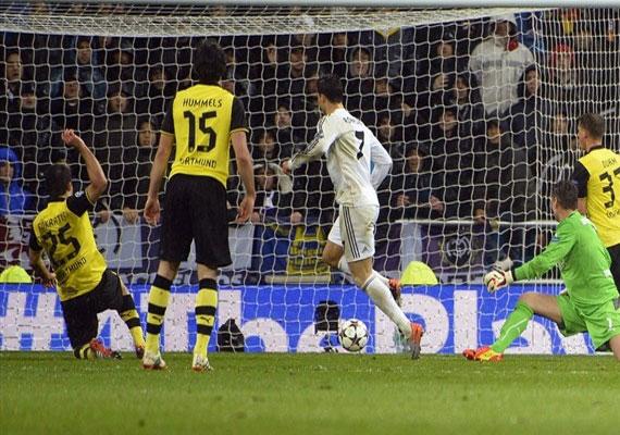 ريال-مدريد---دورتموند---دورى-ابطال-اوروبا
