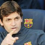 فيلانوفا مدرب برشلونة السابق بحالة صحية حرجة
