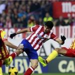 جماهير اتليتكو مدريد تبتهل لعودة دييجو كوستا أمام برشلونة
