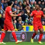 فيديو .. ليفربول يضع اليد الاولى على لقب البريميرليج
