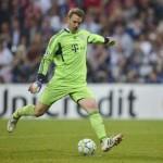 تواصل الغموض حول مصير مانويل نيوير قبل مباراة ريال مدريد