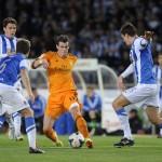ريال سوسييداد يفرط في تقدمه ويكتفي بالتعادل 2/2 مع سيلتا فيجو بالدوري الأسباني