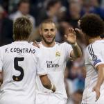 ريال مدريد خرج مرتين من نصف نهائي دوري الأبطال بعد فوزه في الذهاب