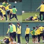 اصابة قائد السيتى تصيب الجماهير بالقلق قبل لقاء ليفربول