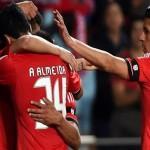 بنفيكا يفوز و ويقترب من الفوز بلقب الدورى البرتغالى