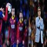 ثورة لاعبي برشلونة تطيح بتاتا