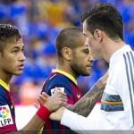 النهاية .. فيديو .. دى ماريا وبيل يحسما لقب الكأس للريال على حساب برشلونة.