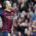 """""""الرسام""""  يحتفل بمباراته الـ500 مع برشلونة امام اتليتكو"""