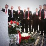 لاعبو اليونايتد يزورون قبر ضحايا حادثة ميونخ