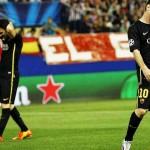 مفارقة غريبة .. منذ 6 سنوات من يخرج برشلونة من البطولة … يفوز باللقب